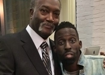 Driver Vincent and Tye Tribbett