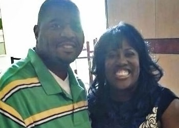 Sheryl Underwood and Driver Terrell